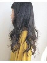 【ao hair garden】キッズロング×ゆるふわカール