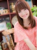 ■bliss上尾16-3★■甘☆ピュア小顔ヘルシーレイヤーストレート