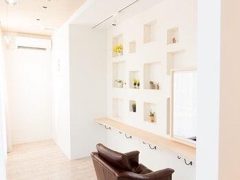 オクト(octo)の写真/他のお客様の目を気にしない!広い個室でリラックス♪寛ぎながらキレイをゲット☆