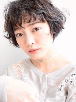 セリオイナグマ(serio inaguma)の写真/《似合わせカット¥5400(S・B込)・カラー¥5400~》髪質・骨格に合わせた、あなたに似合う本当のヘアを。