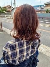 ヘアメイクソエル(hair make Soel)あか抜けフェミニンボブ