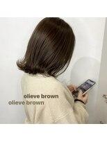 olieve brown♪