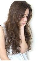 キアラ(Kchiara)髪を柔らかく見せるカラー【kchiara】