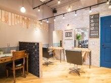 アグ ヘアー フォンテ 大泉学園店(Agu hair fonte)の雰囲気(こだわり抜かれた寛げる空間。贅沢なサロンtimeを…♪)