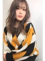 イーリオ(ilio)【ilio-hair atelier-】#ベージュカラー#大人かわいい#ロング