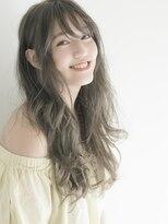 ローネス(LONESS)《小顔にみえる》デジタルパーマとバレイヤージュで可愛く☆