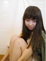 ヘアメイク オブジェ(hair make objet)MODEロング