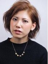 ヘアメイクエシェル 小松店(Hair Make e‐shell)ショートスタイル