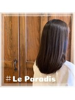 ルパラディ(leparadis)【重めしっとりロブ】