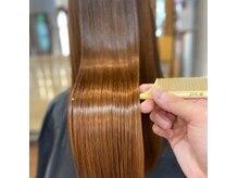 ヘアーカルチャー おゆみ野店(HAIR CULTURE)の雰囲気(話題の髪質改善で上質なツヤ髪へ・・・☆)