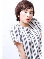 ミンクス 銀座店(MINX)【MINX土屋】アクティブな骨格補正ショートカット