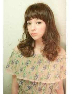 【髪型別】おすすめの毛先パーマのアレンジ・やり方 黒髪