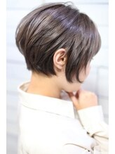 新宿 セイヴィアン ヘアーギャラリー(Savian Hair garelly)【 新宿savian】ショートボブ ミニマムボブ