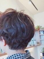 レガロヘア(REGALO -hair-)ショート×パーマ