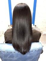 スローライフヘアーデザインアンドスパラウンジ(Slow life Hair design spa lounge)高濃度水素質感矯正ミネコラトリプル