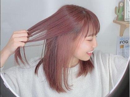 リアンフォーヘアー(Lien for hair)の写真