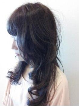 ヘアスタジオ シエル(Hair Studio Ciel)の写真/Cielのグレイカラーは、低刺激で上質な大人カラー♪数々の大会で優勝している超実力派Stylistにオマカセ!
