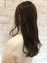 ヘアーガーデンロルド(hair garden Rold)艶感ナチュラルロング