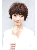 ヘアーメイク リアン 新田辺店(Hair Make REAN)◆REAN 京田辺/新田辺◆無造作くせ毛風ショート