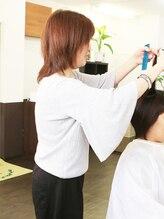ヘアーサロンソラ(hair salon sora)HOSODA