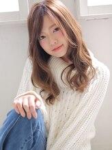 アグ ヘアー ラヴィ 錦糸町店(Agu hair lavie)可愛いに色っぽさを★ヘルシーロング
