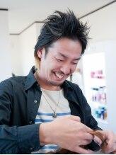 イズ ヘアデザイン(IS hair design)鈴木 良博