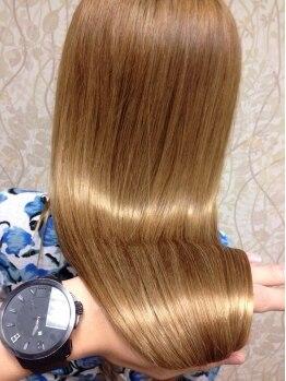 レパーン(Lepa)の写真/髪質・年代・悩みに合わせた極上≪オーダーメイド≫トリートメントで、自分の髪を今よりもっと好きになる♪