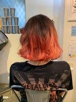 アストロ デザイン オブ ヘアー(ASTRO design of hair)グラデーション カラー