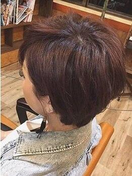 ヘアサロンアコール(Hair Salon acoord)の写真/丁寧なカウンセリングと、施術後のしっかりとしたアフターフォローで理想のスタイルをキープ♪