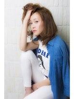 キャラット ヘアメイクス(Carate hair makes)【Carat】 マニッシュN.Y