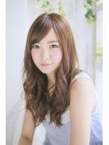 美髪デジタルパーマ/バレイヤージュノーブル/クラシカルロブ/526