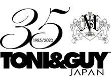 トニーアンドガイ 原宿店(TONI & GUY)の雰囲気(TONI&GUY JAPANは、創業35周年。長年お客様に支持されています。)