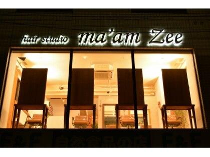 マアムジー 笹塚店(ma'am Zee)の写真