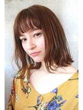 ライズヘアーブランド 宝塚中山店(RISE HAIR BRAND)リラックスフェミニンロブ