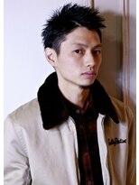 【R.rover 】黒髪ツーブロックベリー 0222115078