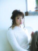 モニカ 横須賀中央店(Monica)四つ編み☆ルーズアレンジ【横須賀中央】