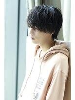 リップスヘアー 銀座(LIPPS hair)【福士蒼汰風】セミウェットミディ
