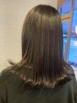 コレットヘア(Colette hair)★Aujuaソムリエが髪の毛のパートナーになります