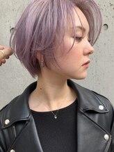 ガラ(GALA)silver purple☆