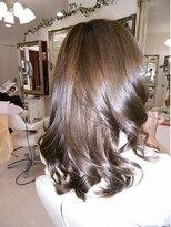 デザインヘアーピアジェ 八木店(DESIGN HAIR PIAGET)光色輝き艶々!イルミナカラー&KIRARAプレミアムTRコラボ