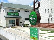 シープ(Sheep)の雰囲気(街中にありながら駐車場7台完備!お車でどうぞ♪)