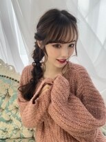 ベルヘアー あびこ店(Belle hair)編みおろし