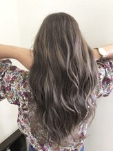 アジアン北谷店(Asian Hair&Nail salon)透明感バツグン☆大人ロング