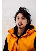 【GrandChariot 笹塚】大人のやんちゃパーマ