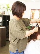 ヘアーサロンソラ(hair salon sora)OMAGARI