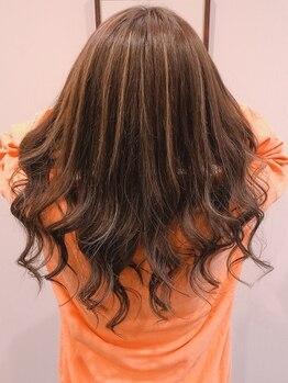 グランヘアー 南店(GRAN HAIR)の写真/トレンド感溢れるスタイル~ナチュラルなスタイルまでお任せ♪髪質に合わせたカラーが人気の秘訣◎