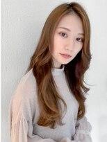 オーブ ヘアー クレーン 鶴岡店(AUBE HAIR crane)AUBE HAIR_韓国風フェイスレイヤー