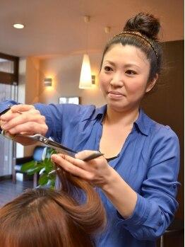 ヘアメイク クリッパー(Hair Make Clipper)の写真/幅広い年齢層にアプローチできるカウンセリング力&高い技術であなたの「なりたいスタイル」が叶う!