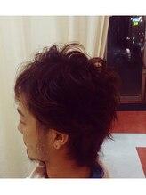 エヌヘアーアーチザン(n hair artisan)メンズパーマ
