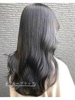 ヘアアンドビューティー クローバー(Hair&Beauty Clover)ブルーブラック
